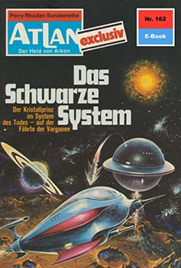 Buch 1 von 5 der Atlan-Kristallprinz 1 / Jugendabenteuer 7 Reihe von Atlan.