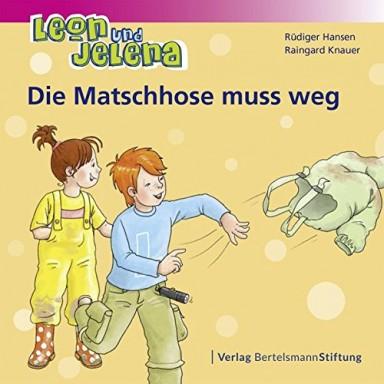 Buch 1 von 13 der Leon und Jelena Reihe von Rüdiger Hansen u.a..