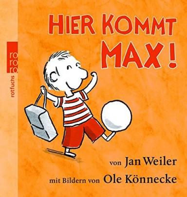Buch 1 von 2 der Max Reihe von Jan Weiler.