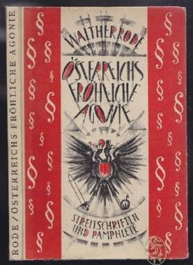 Buch 1 von 4 der Werkausgabe Reihe von Walther Rode.