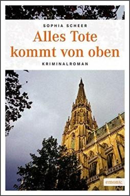 Buch 1 von 3 der Diana J. Pölz Reihe von Sophie Scheer.