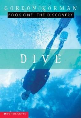 Buch 1 von 3 der Dive Reihe von Gordon Korman.