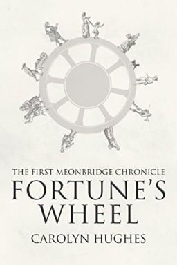 Teil 1 von 3 der The Meonbridge Chronicles Reihe von Carolyn Hughes.
