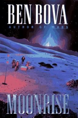 Buch 1 von 2 der Moonbase Reihe von Ben Bova.