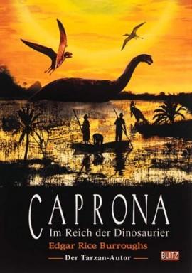 Buch 1 von 3 der Caspak oder Caprona Reihe von Edgar Rice Burroughs.