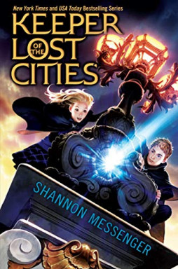 Teil 1 von 9 der Keeper of the Lost Cities Reihe von Shannon Messenger.