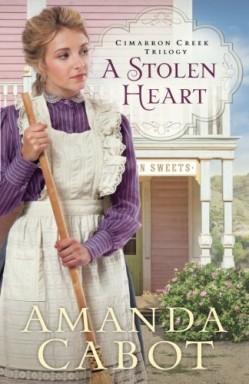 Buch 1 von 3 der Cimarron Creek Reihe von Amanda Cabot.