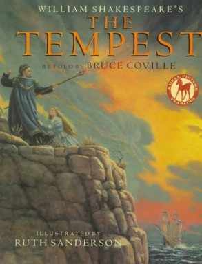 Band 1 von 7 der Shakespeare Retellings Reihe von Bruce Coville.
