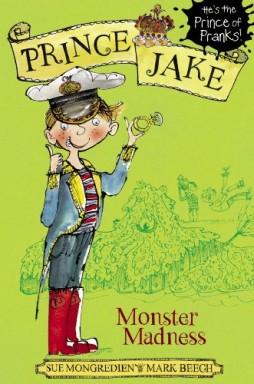Teil 1 von 8 der Prince Jake Reihe von Sue Mongredien.