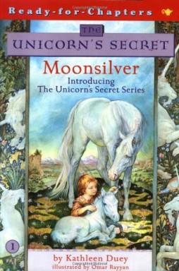 Buch 1 von 9 der Unicorn's Secret Reihe von Kathleen Duey.