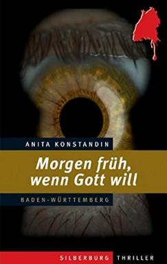 Buch 1 von 2 der Kommissare Corry Voss und Fabio Lavelli Reihe von Anita Konstandin.