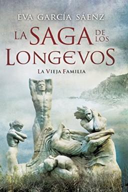 Band 1 von 2 der La saga de los longevos Reihe von Eva García Sáenz.