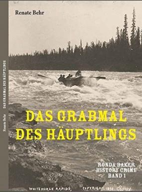 Buch 1 von 4 der Journalistin Ronda Baker Reihe von Renate Behr.
