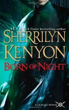 Buch 1 von 14 der League: Nemesis Rising Reihe von Sherrilyn Kenyon.