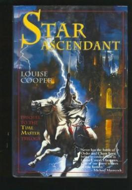Buch 1 von 3 der Star Shadow Reihe von Louise Cooper.