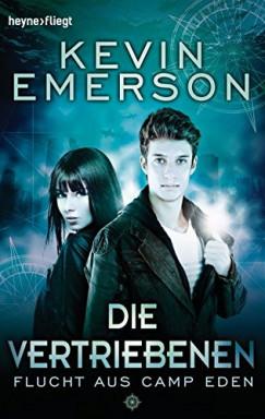 Buch 1 von 3 der Vertriebene Reihe von Kevin Emerson.