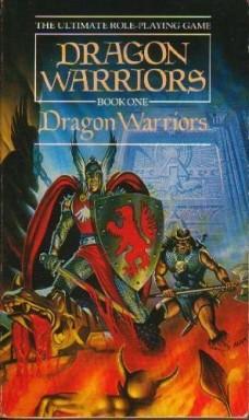 Band 1 von 8 der Dragon Warriors Reihe von Dave Morris u.a..
