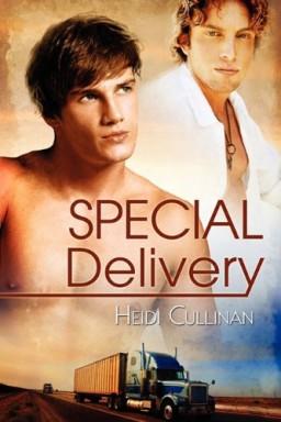 Buch 1 von 3 der Special Delivery Reihe von Heidi Cullinan.