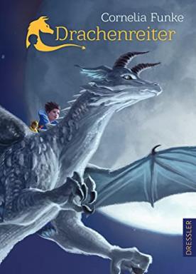 Buch 1 von 3 der Drachenreiter Reihe von Cornelia Funke.