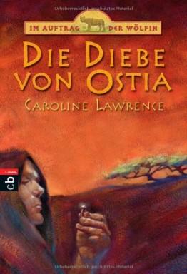Band 1 von 17 der Im Auftrag der Wölfin / Vier für Rom Reihe von Caroline Lawrence.