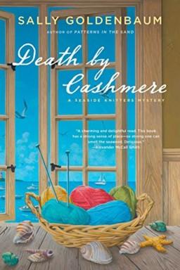 Buch 1 von 13 der Seaside Knitters Mystery Reihe von Sally Goldenbaum.