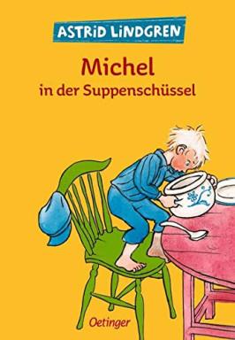 Teil 1 von 7 der Michel aus Lönneberga Reihe von Astrid Lindgren.