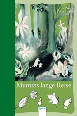 Buch 1 von 13 der Mumins Reihe von Tove Jansson u.a..