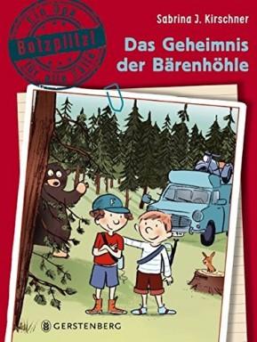 Teil 1 von 3 der Botzplitz! - Ein Opa für alle Fälle Reihe von Sabrina J. Kirschner.