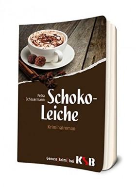 Buch 1 von 4 der Chocolaterie-Inhaberin Tanja Eppstein Reihe von Petra Scheuermann.