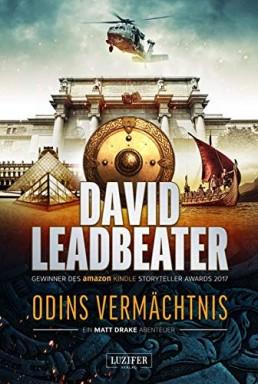 Buch 1 von 21 der Matt Drake Reihe von David Leadbeater.
