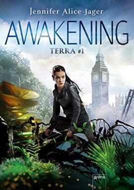 Buch 1 von 4 der Terra Reihe von Jennifer Alice Jager.