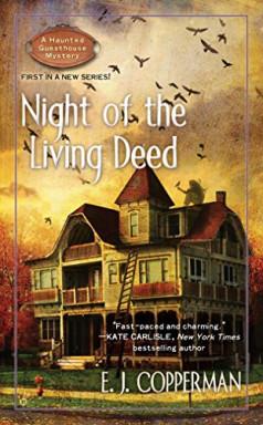 Band 1 von 10 der Haunted Guest House Reihe von E. J. Copperman.