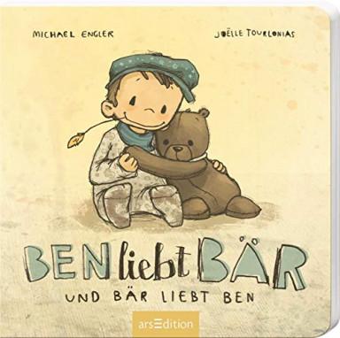Band 1 von 6 der Ben und Bär Reihe von Michael Engler.