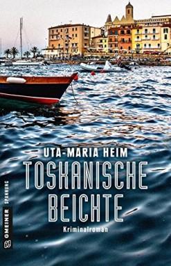 Buch 1 von 4 der Pfarrer Justus Fischer und Tourismus-Agentin Giulia Franca Reihe von Uta-Maria Heim.