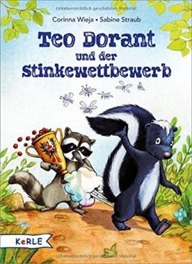 Buch 1 von 2 der Teo Dorant Reihe von Corinna Wieja.