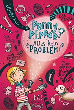 Teil 1 von 8 der Penny Pepper Reihe von Ulrike Rylance.