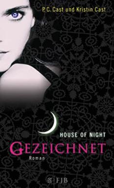 Band 1 von 16 der House of Night Reihe von P. C. Cast u.a..