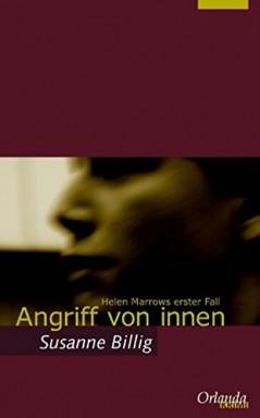 Buch 1 von 4 der Helen Marrow Reihe von Susanne Billig.