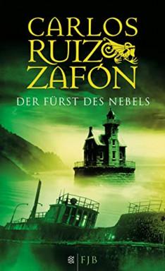 Buch 1 von 3 der Nebel Reihe von Carlos Ruiz Zafon.