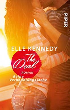 Teil 1 von 7 der Off Campus Reihe von Elle Kennedy.
