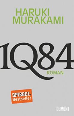 Teil 1 von 3 der 1Q84 Reihe von Haruki Murakami.