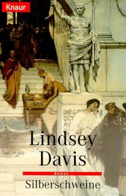 Buch 1 von 20 der Marcus Didius Falco Reihe von Lindsey Davis u.a..