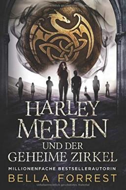 Buch 1 von 18 der Harley Merlin Reihe von Bella Forrest.