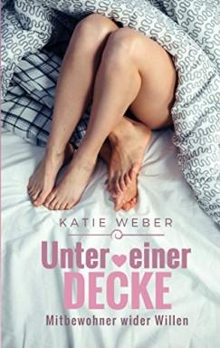 Buch 1 von 4 der Mitbewohner Reihe von Katie Weber.