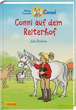 Teil 1 von 34 der Conni Erzählbände Reihe von Julia Boehme.