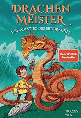 Buch 1 von 20 der Drachenmeister Reihe von Tracey West.