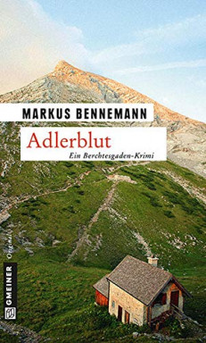 Band 1 von 3 der Nationalpark Ranger Veit Brenner Reihe von Markus Bennemann.