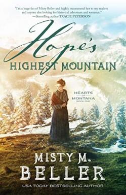 Buch 1 von 2 der Hearts of Montana Reihe von Misty M. Beller.
