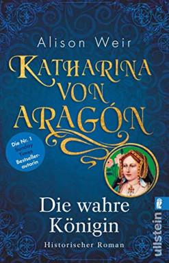 Buch 1 von 4 der Die Tudor Königinnen Reihe von Alison Weir.