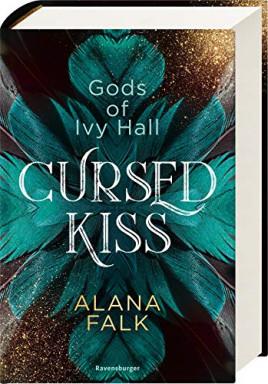 Band 1 von 2 der Gods of Ivy Hall Reihe von Alana Falk.